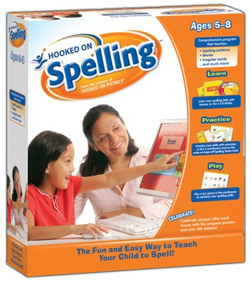 Hooked On Phonics: Hooked on Spelling   -