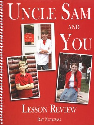 Uncle Sam and You Lesson Review   -     By: Ray Notgrass