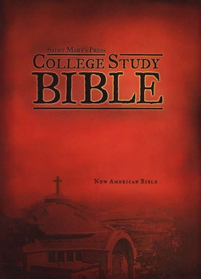 Saint Mary's Press College Study Bible (NAB), softcover  -