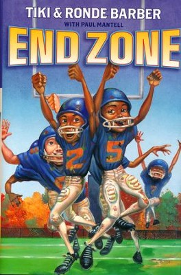 End Zone  -     By: Tiki Barber, Ronde Barber, Paul Mantell