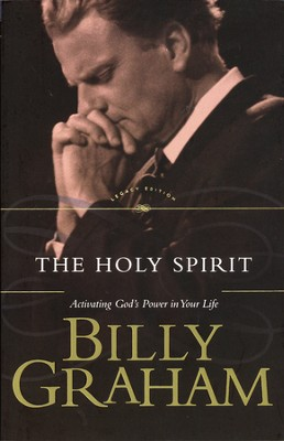 The Holy Spirit: Activating God's Power In Your Life  - Slightly Imperfect  -     By: Billy Graham