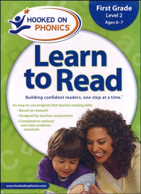 Hooked On Phonics: Learn To Read First Grade Level 2   -
