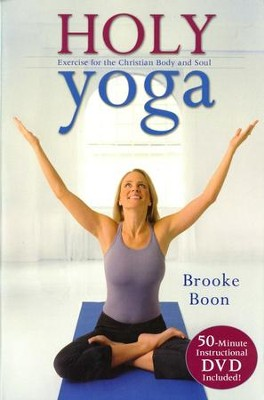 Holy Yoga  -     By: Brooke Boon