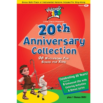 20th Anniversary Collection   -     By: Cedarmont Kids