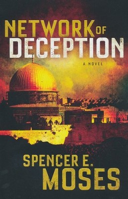 Network of Deception, Large Print  -     By: Spencer Moses