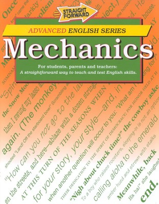 Mechanics of English Straight Forward Series   -     By: G.C. Cleveland