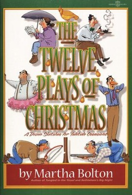 The Twelve Plays of Christmas  -     By: William St Clair