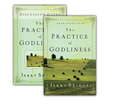 The Practice of Godliness, Book & Study Guide   -     By: Jerry Bridges