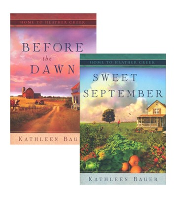 Home to Heather Creek Series, Volumes 1 & 2  -     By: Kathleen Bauer