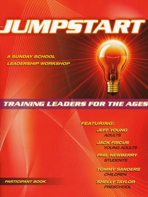 Jumpstart: Training Leaders for the Ages - Participant Book (contains all 5 modules)  -
