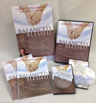 Balanced and Blessed: Experiencing Marriage the Way It's Meant to Be  -     By: Charles Lowery