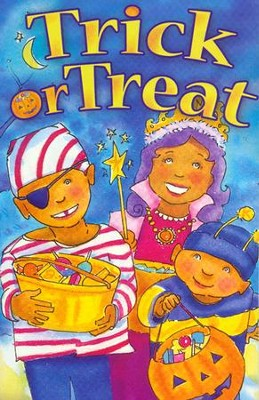 Trick or Treat, Halloween Tracts, 25   -