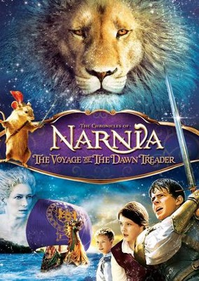 The Chronicles of Narnia: The Voyage of the Dawn Treader (2010),  DVD  -