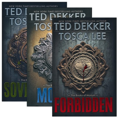 The Books of Mortals Series, Volumes 1-3  -     By: Ted Dekker, Tosca Lee