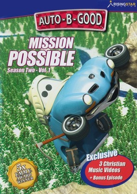 Mission Possible (Auto-B-Good Season 2, Volume 1)   -