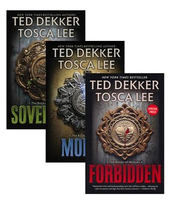 Books of Mortals Series, Volumes 1-3  -     By: Ted Dekker, Tosca Lee