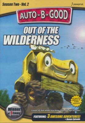 Out of the Wilderness (Auto-B-Good Season 2, Volume 2)   -
