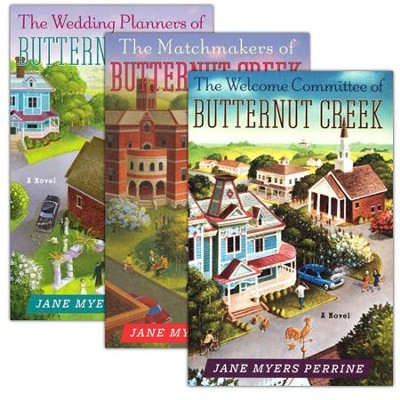 Butternut Creek Series, Volumes 1-3  -     By: Jane Myers Perrine