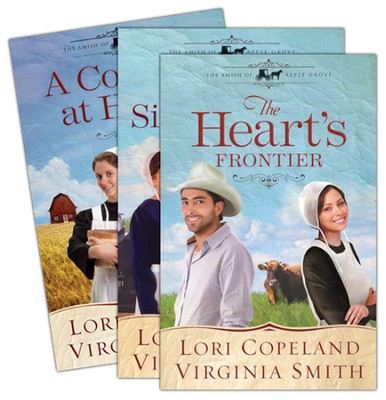 The Amish of Apple Grove Series, Volumes 1-3  -