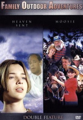 Heaven Sent/Moosie DVD   -