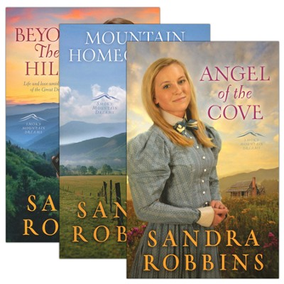 Smoky Mountain Dreams Series, Volumes 1-3  -     By: Sandra Robbins
