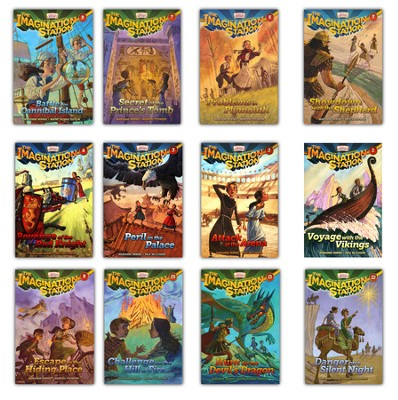 Imagination Station Series, Volumes 1-12  -