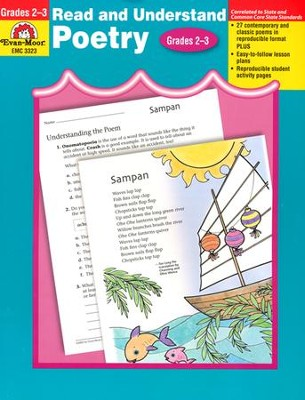 Read and Understand Poetry, Grades 2-3   -