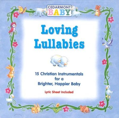 Loving Lullabies CD   -     By: Cedarmont Baby