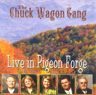 Live In Pigeon Forge CD   -