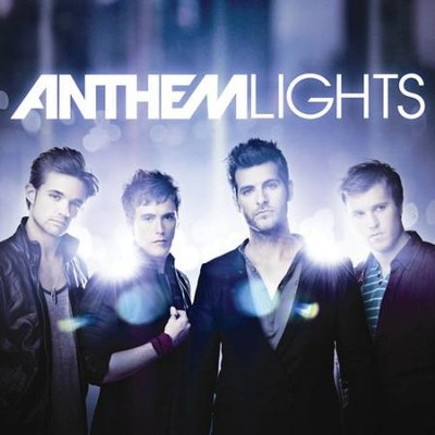 Anthem Lights CD   -     By: Anthem Lights