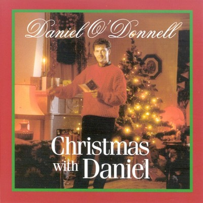 Christmas with Daniel CD   -     By: Daniel O'Donnell