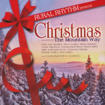 Christmas: The Mountain Way CD/DVD   -     By: Various Artists