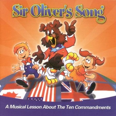 Sir Oliver's Song CD   -