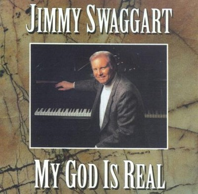 My God Is Real CD   -     By: Jimmy Swaggart