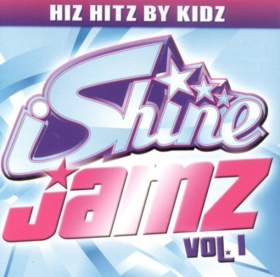iShine Jamz, Volume 1 CD   -