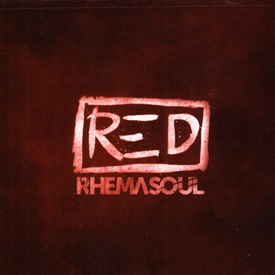 Red, CD   -     By: Rhema Soul