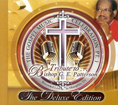 The Gospel Music Celebration PT.1 Tribute to Bishop G.E. Patterson (CD & DVD)  -