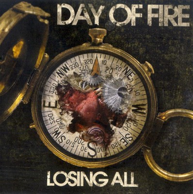 Losing All CD   -     By: Day of Fire