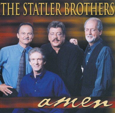 Amen CD  -     By: The Statler Brothers