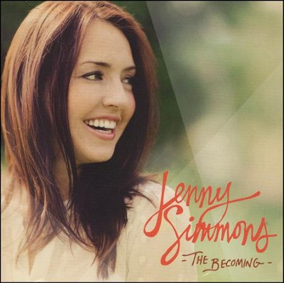 The Becoming   -     By: Jenny Simmons