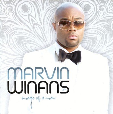 Image Of A Man CD   -     By: Marvin Winans Jr.