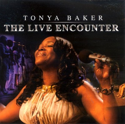 The Live Encounter CD   -     By: Tonya Baker