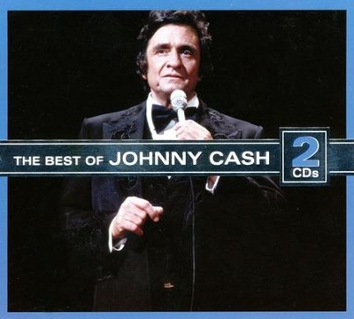 Best of Johnny Cash (2 Disc Set)   -     By: Johnny Cash