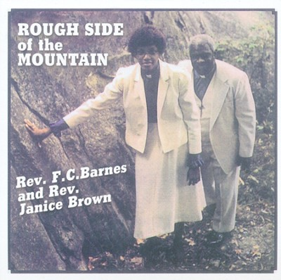 Rough Side Of The Mountain, Compact Disc [CD]   -     By: F.C. Barnes