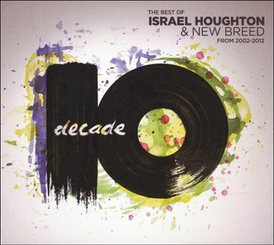 There's A Liftin' Of The Hands  [Music Download] -     By: Israel Houghton, New Breed