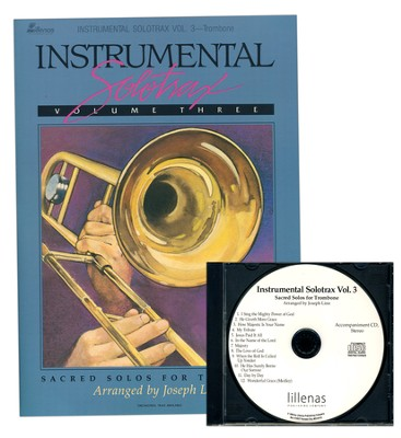 Instrumental Solotrax Vol. 3, Bk/CD Combo  -     By: Joseph Linn