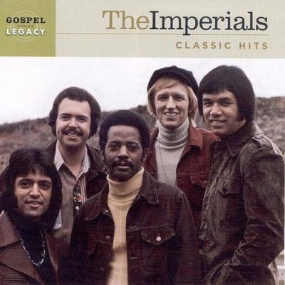 Classic Hits CD   -     By: The Imperials