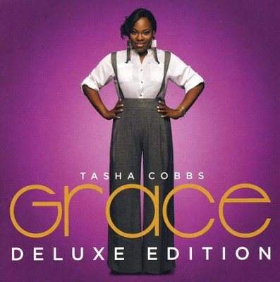 Grace (Deluxe Edition)   -     By: Tasha Cobbs