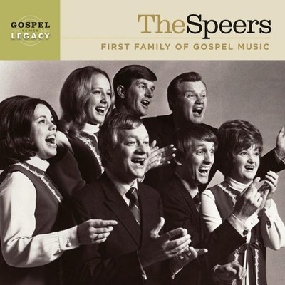 The Speers: First Family of Gospel Music   -     By: The Speer Family
