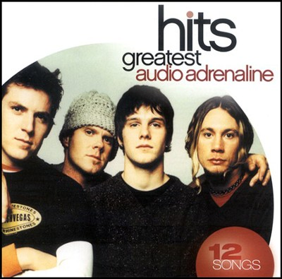 Greatest Hits: Audio Adrenaline CD   -     By: Audio Adrenaline